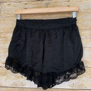 Urban Outfitters Band of Gypsies Lace Shorts